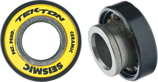 Seismic Tekton 10Mm Ceramic Bearings Single Set
