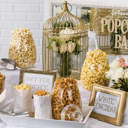 The DIY Popcorn Bar