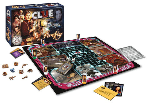 Clue: Firefly Edition - It Came From Planet Earth  - 1