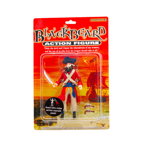 Black Beard, action figure