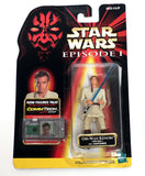 Star Wars Phantom Menace Obi-Wan Kenobi (Jedi Duel) Figure Vintage - It Came From Planet Earth  - 1