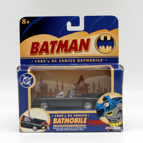Corgi Batman 1960s The Batmobile Decades Collection - It Came From Planet Earth  - 1