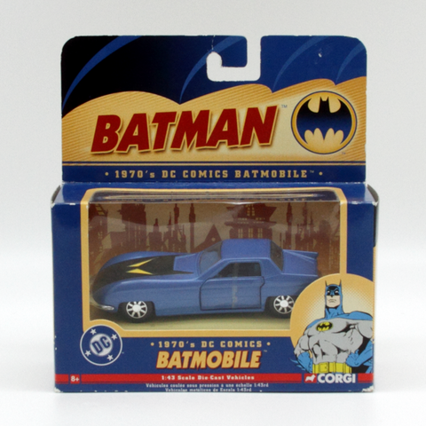 Corgi Batman 1970s The Batmobile Decades Collection - It Came From Planet Earth  - 1