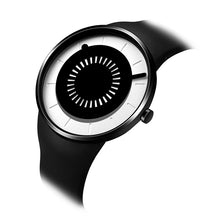 "Load image into Gallery viewer, ""New"" odm DD162-06 BOUNCING black&white fashion watch"