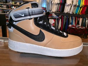 "Size 11 Air Force 1 Mid Tisci ""Tan"""