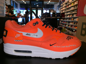 "Size 10.5 Air Max 1 ""Just Do it"""