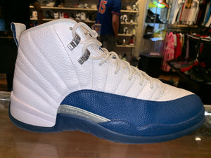 "Size 11.5 Air Jordan 12 ""French Blue"""