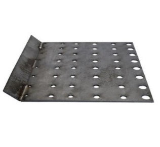 "Heat Management Plate - For 16"" Smoker Cook Chamber"
