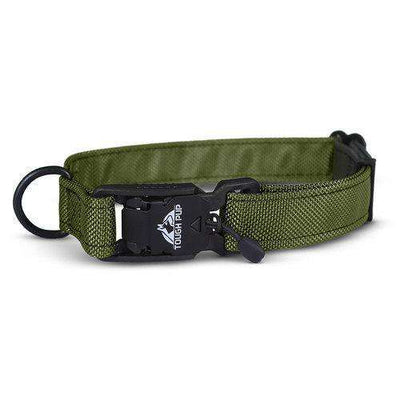 Hawkins Tactical Dog Collar by Tough Pup
