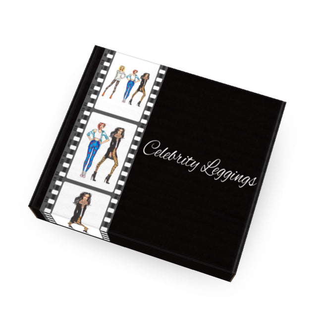 Celebrity Leggings Box 12 Months(QUEEN SIZE)