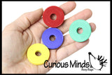 Magnetic Force Rings Pattern Activity - Magnetism Science Learning Toy