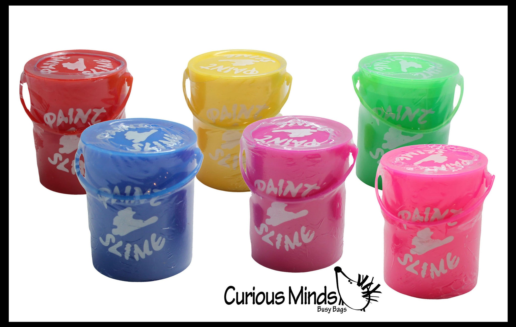 Paint Can Slime - Putty / Slime