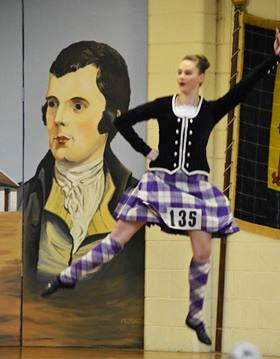 1st Blog from Emma McCarthy from Adelaide, South Australia for The Highland Dancer