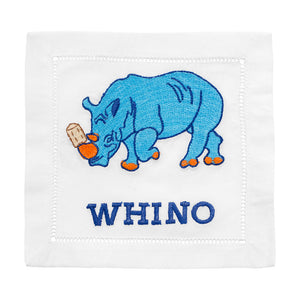 Whino Cocktail Napkins