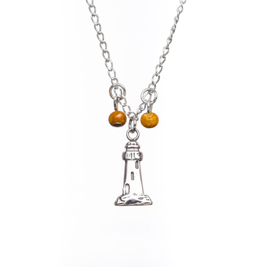 savvy design jewelry lighthouse anklet