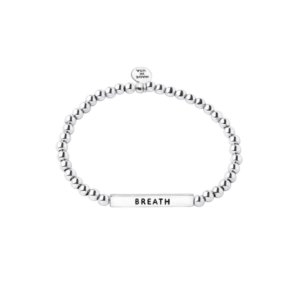 Intention Word Bracelet | Breath