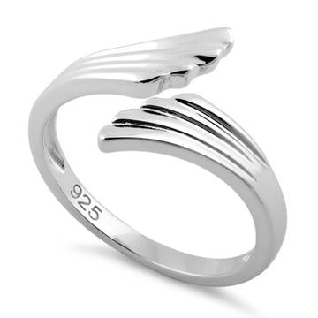 Ring| Wings-Adjustable | Sterling Silver