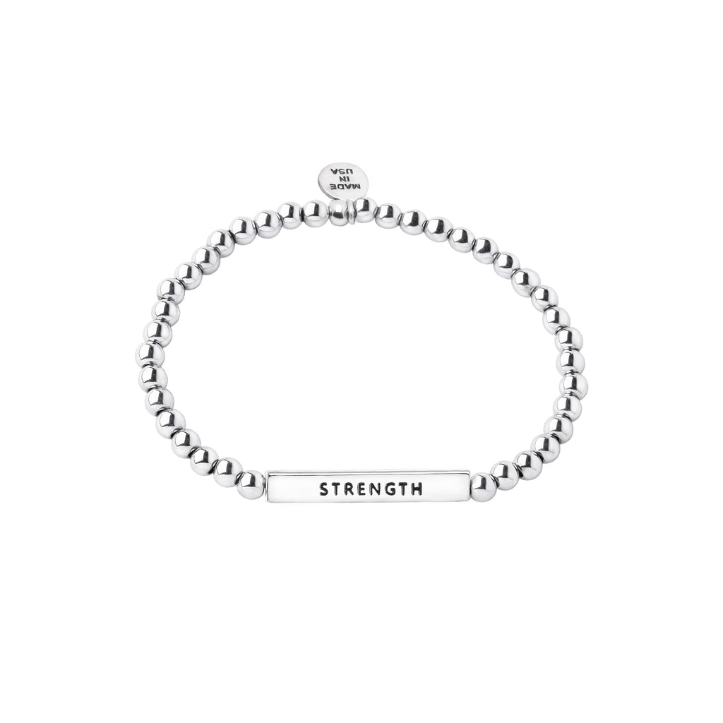 Intention Word Bracelet | Strength