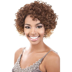 BeShe Deep Part Lace Front Wig - LLDP-110