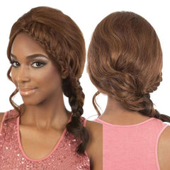 BeShe  Braid Hair Lace Front Wig - LW-BRIE 17""
