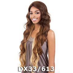 "BeShe 2"" Deep Lace Wig - LACE-301 (SUPER LONG CURL)"