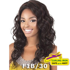 "BeShe 2"" Deep Lace Front Wig - LACE-51 (LONG DEEP SHOWGIRL 22"")"