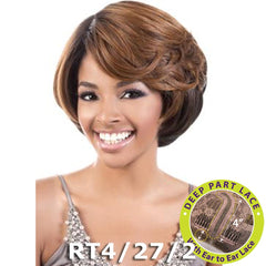 "BeShe Deep ""J""-Part Lace Front Wig - LLDP-210 (10"")"