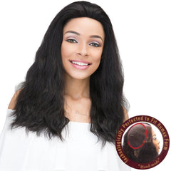 Janet Collection Unprocessed Hair 360 Lace Wig - NATURAL 22""