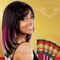 SAGA Remy Weave -  JAZZ-UP (Accent Colors)