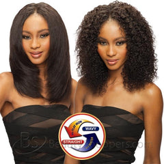 Saga Indian Jerry Curl 4pcs