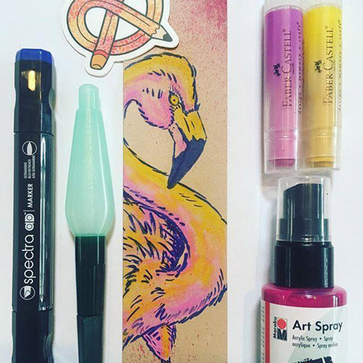 May 2019 ArtSnacks - ArtSnacks
