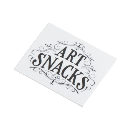 ArtSnacks Script Sticker - ArtSnacks