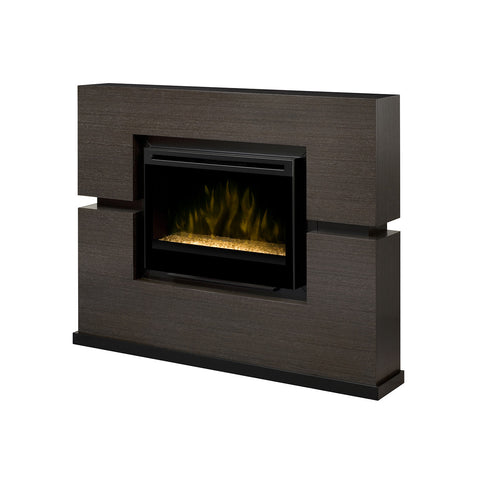DIMPLEX LINWOOD ELECTRIC FIREPLACE MANTEL