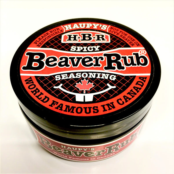 Haupy's Beaver Rub Barbecue Seasoning