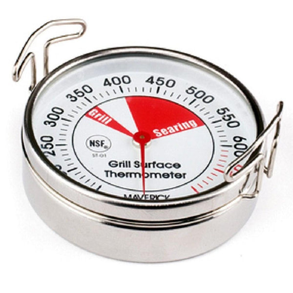 Maverick ST-01 Analog Surface Thermometer for Barbecues