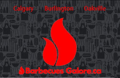 Barbecues Galore Gift Card - For use at our Burlington, Oakville and Calgary Stores