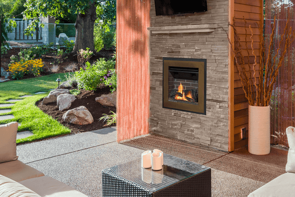 Valor Outdoor Gas Fireplaces