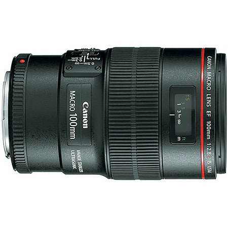 Canon 100mm Macro USM IS