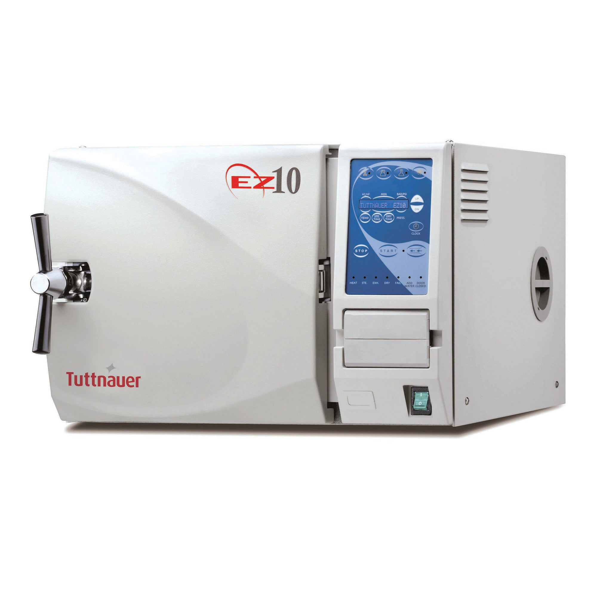 Image of Tuttnauer EZ10 Fully Automatic Autoclave