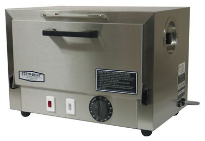 front image of CPAC Steri-Dent Model 200 Dry Dental Heat Sterilizer