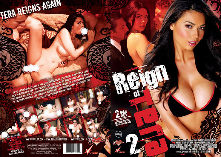 Reign of Tera - Teravision 2 DVD Set