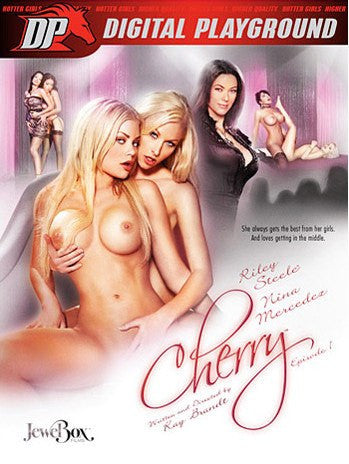 Cherry - Digital Playground - New DVD in Sleeve