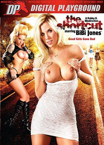 Bobbi Jones: The Shortcut Digital Playground New DVD in Sleeve
