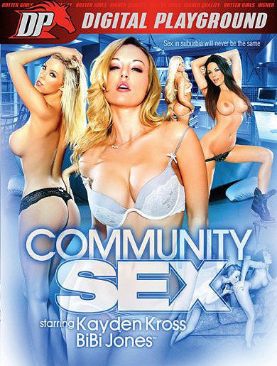 Community Sex - Digital Playground New DVD in Sleeve