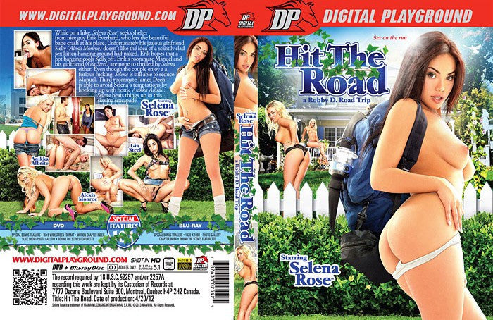 Hit the Road - Digital Playground New DVD in Sleeve