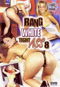Bang My Tight White Ass #8 All Interracial Anal DVD in White Sleeve