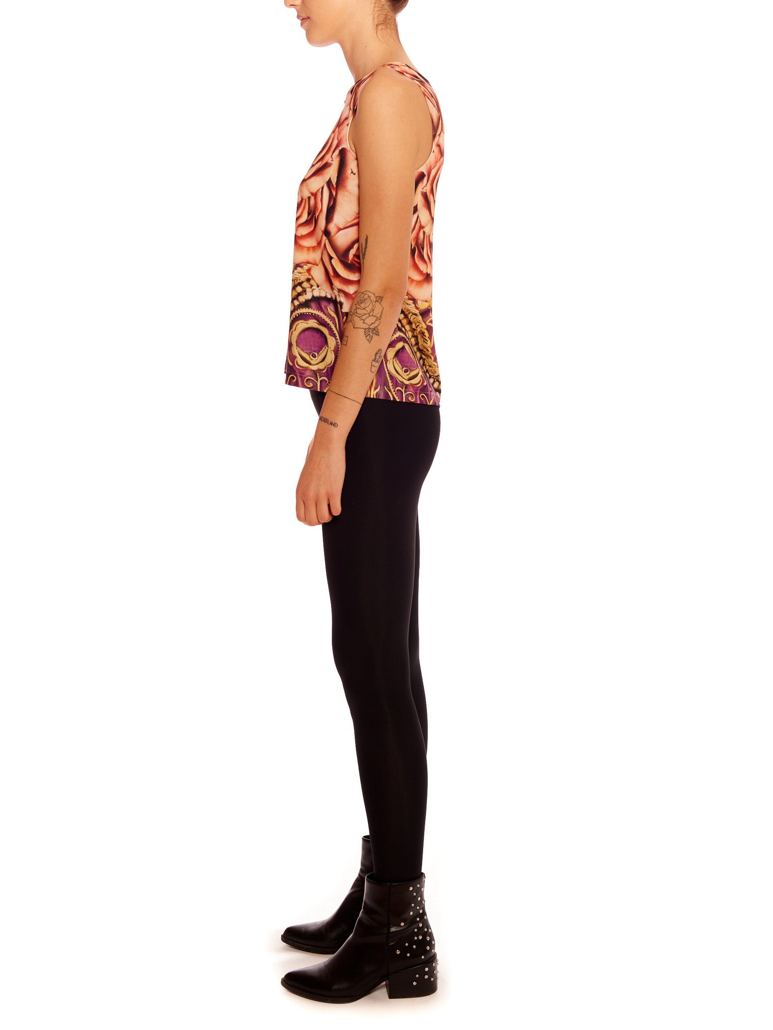Echoes In The Wind Shell Top