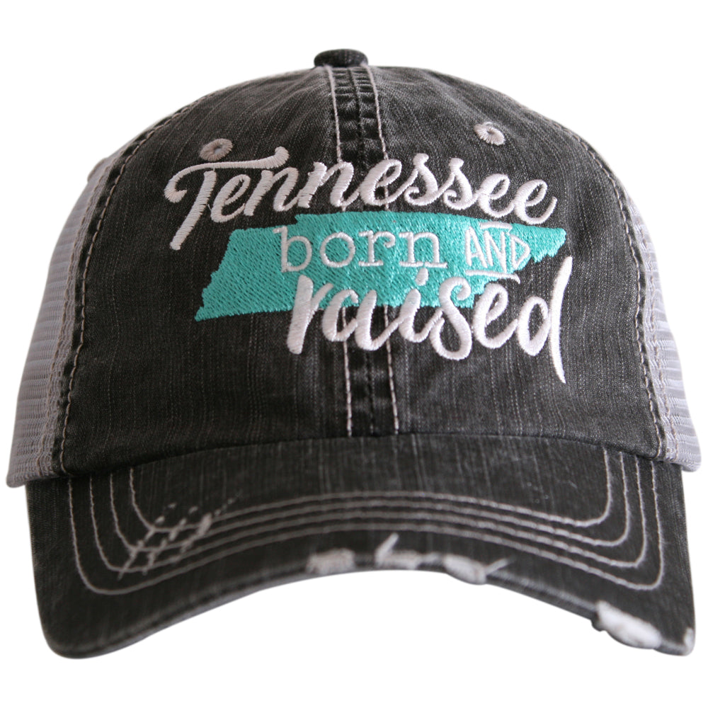 Katydid Tennessee Born and Raised Wholesale Trucker Hats
