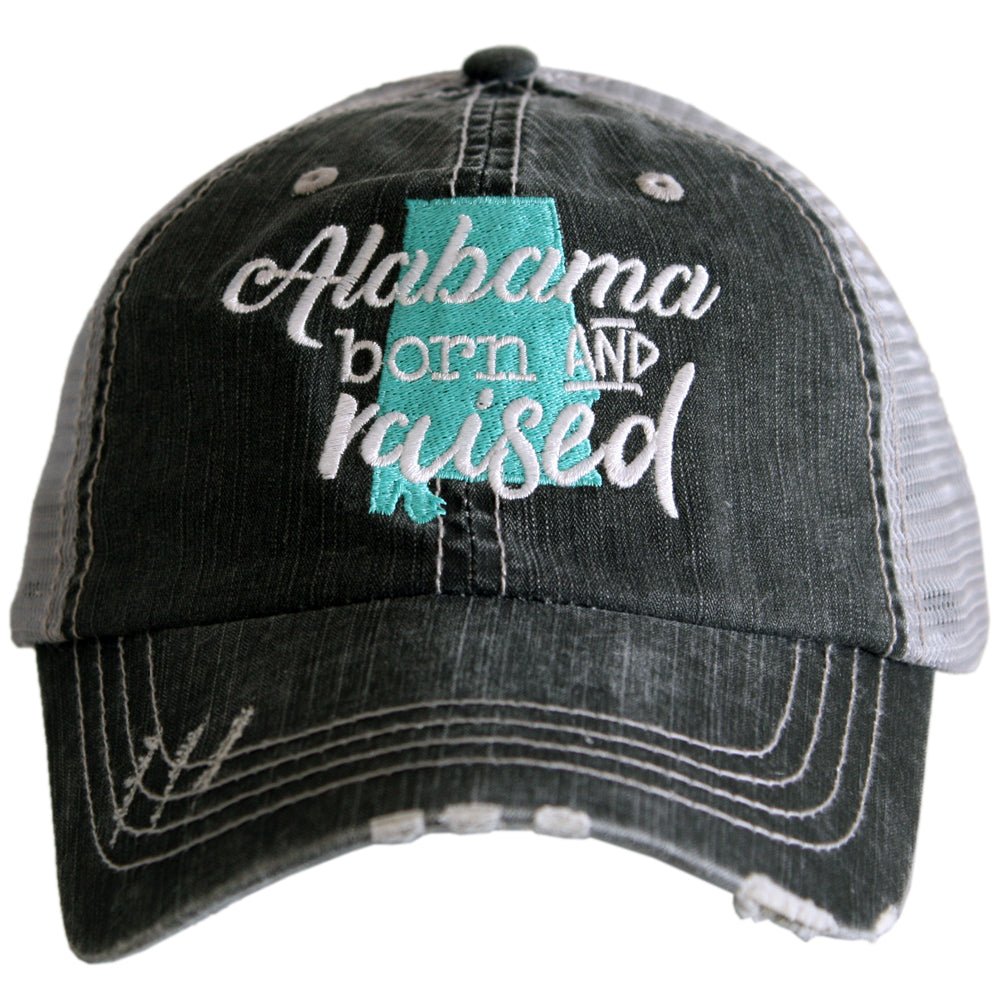 Katydid Alabama Born and Raised Wholesale Trucker Hats