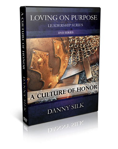 A Culture of Honour DVD
